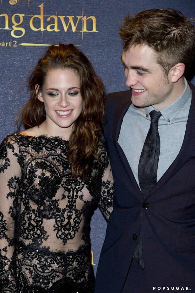When did kristen stewart and robert pattinson start dating