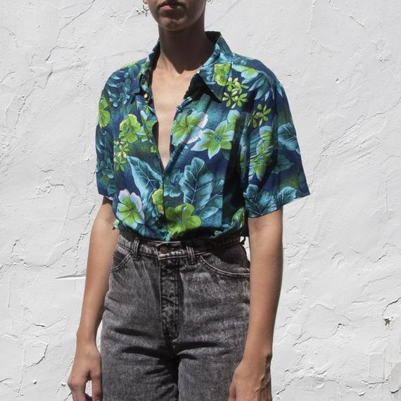 Etsy Vintage Hawaiian Shirt