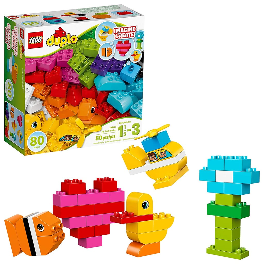Lego Duplo My First My First Bricks Set Best Toys For 2 Year Old