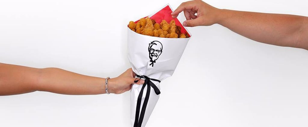 KFC Fried Chicken Bouquet For Valentine's Day