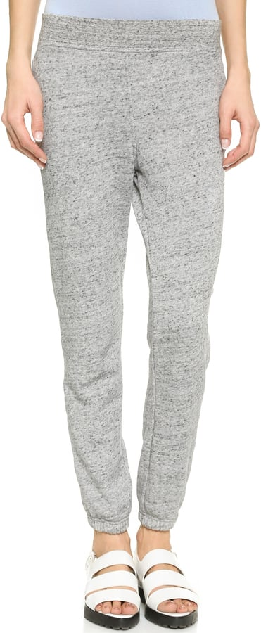 T by Alexander Wang French Terry Sweatpants ($210)