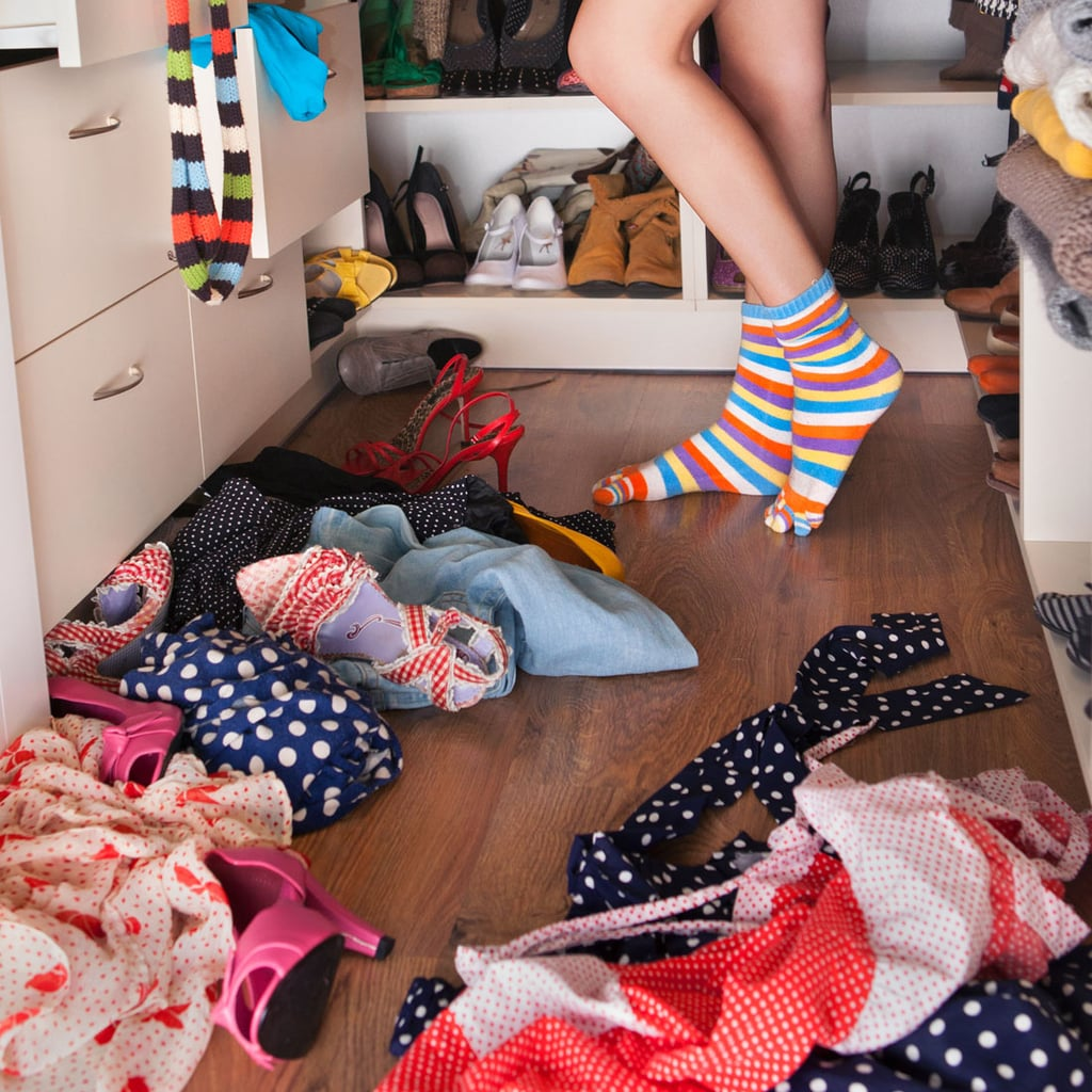11 Signs That Your Wardrobe Is Out of Control — and 6 Smart Solutions For Cleaning It Up