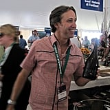 Jeff Meisel of Domaine Select poured some awesome sparklers.