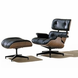 Eames Lounge Chair with Ottoman ($3,314-$4,980)