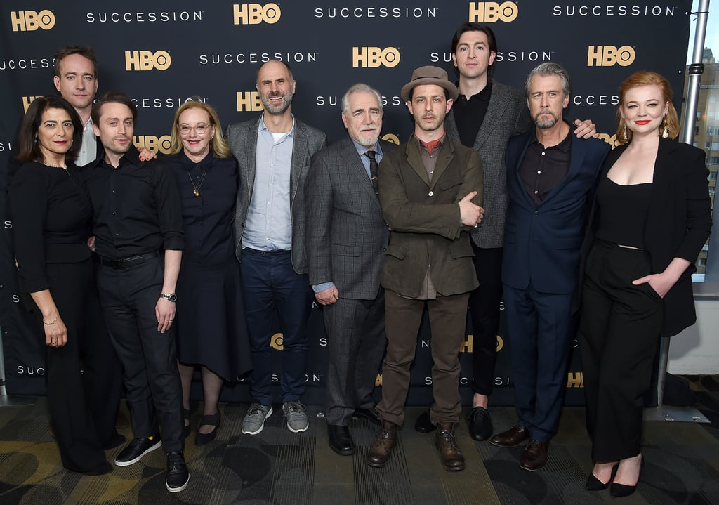 Succession d'HBO Succession-on-Sky-Atlantic-Cast