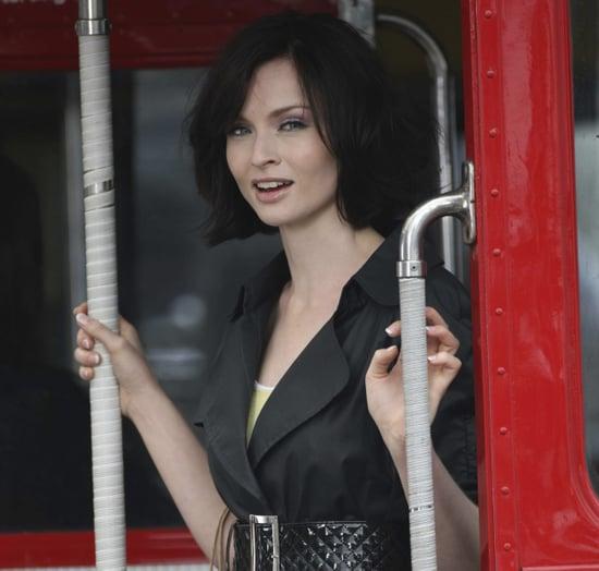 Sophie Ellis Bextor Films Rimmel Make-Up Advert