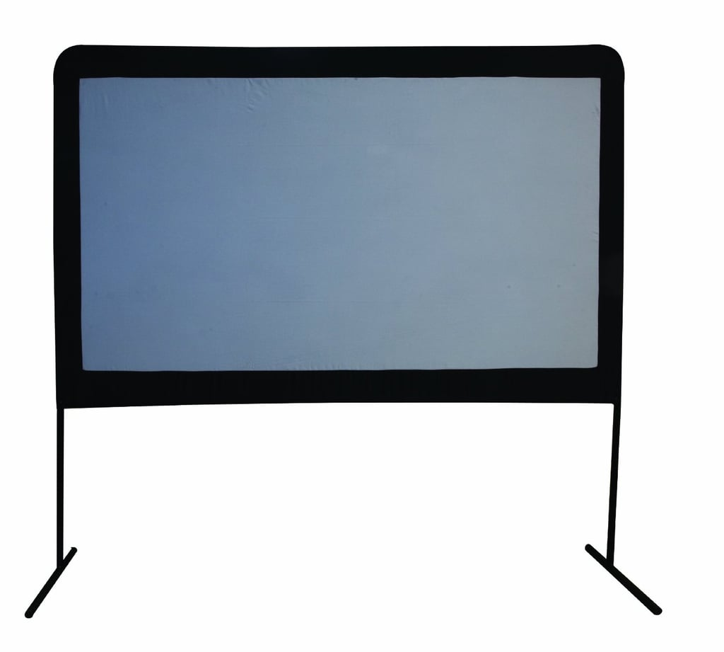 Portable Outdoor Movie Theatre Screen