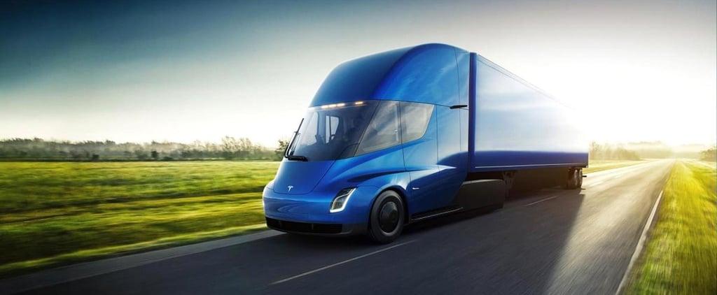 الشارقة تشتري 50 شاحنة من مركبات تيسلا الكهربائية