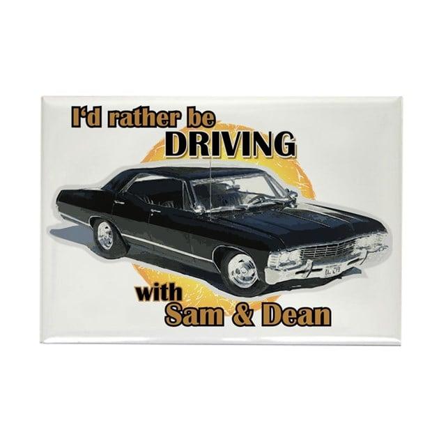 Impala Magnet