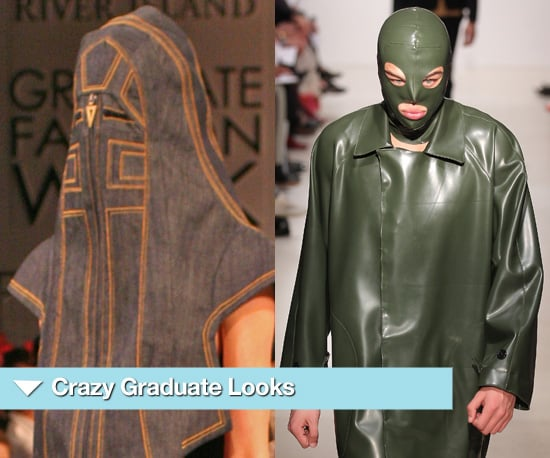Photos of Outrageous Avant Garde Looks at Graduate Fashion Week