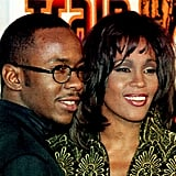 Her Relationship With Bobby Brown Began With Ulterior Motives.