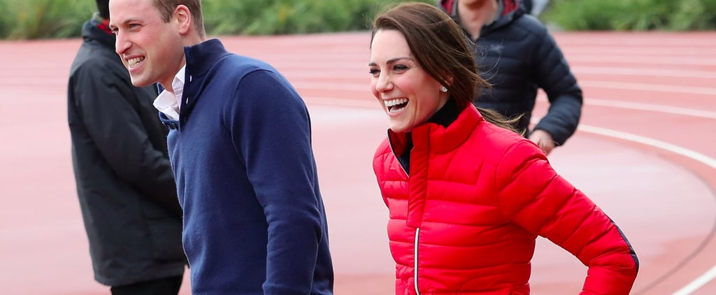 Kate Middleton Picked Up the Coat of the Season and Mastered Athleisure in 1 Try