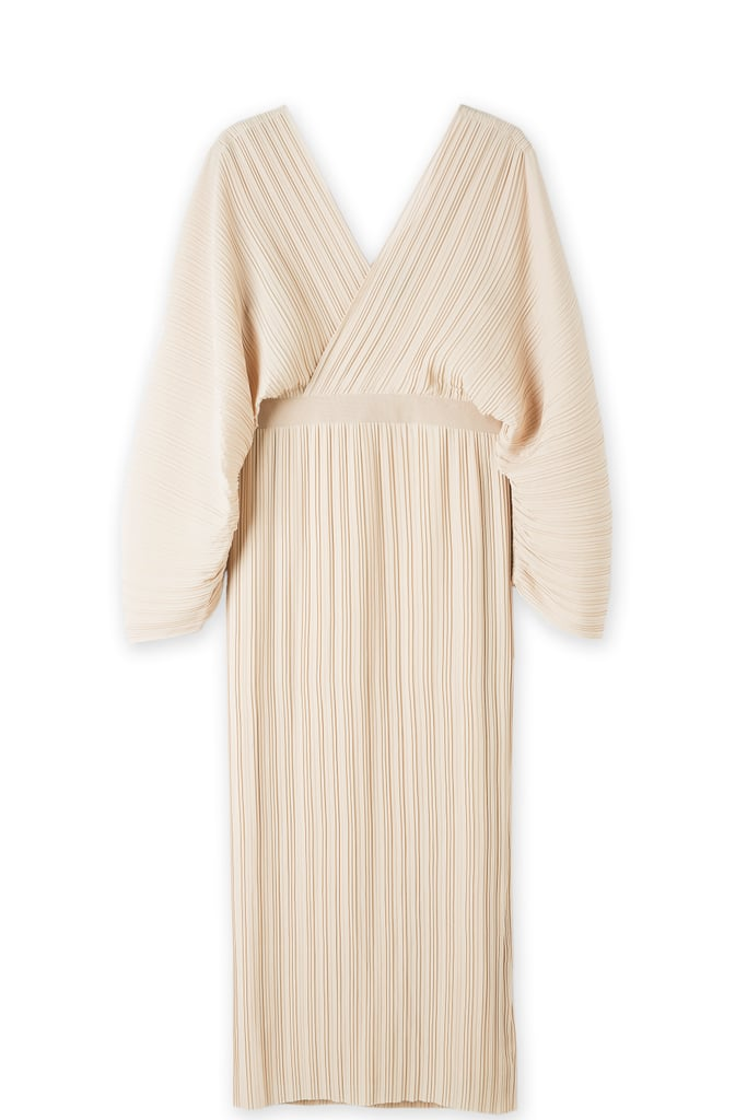 Belted Pleat Dress, $299 | Shop Country Road CR Capsule