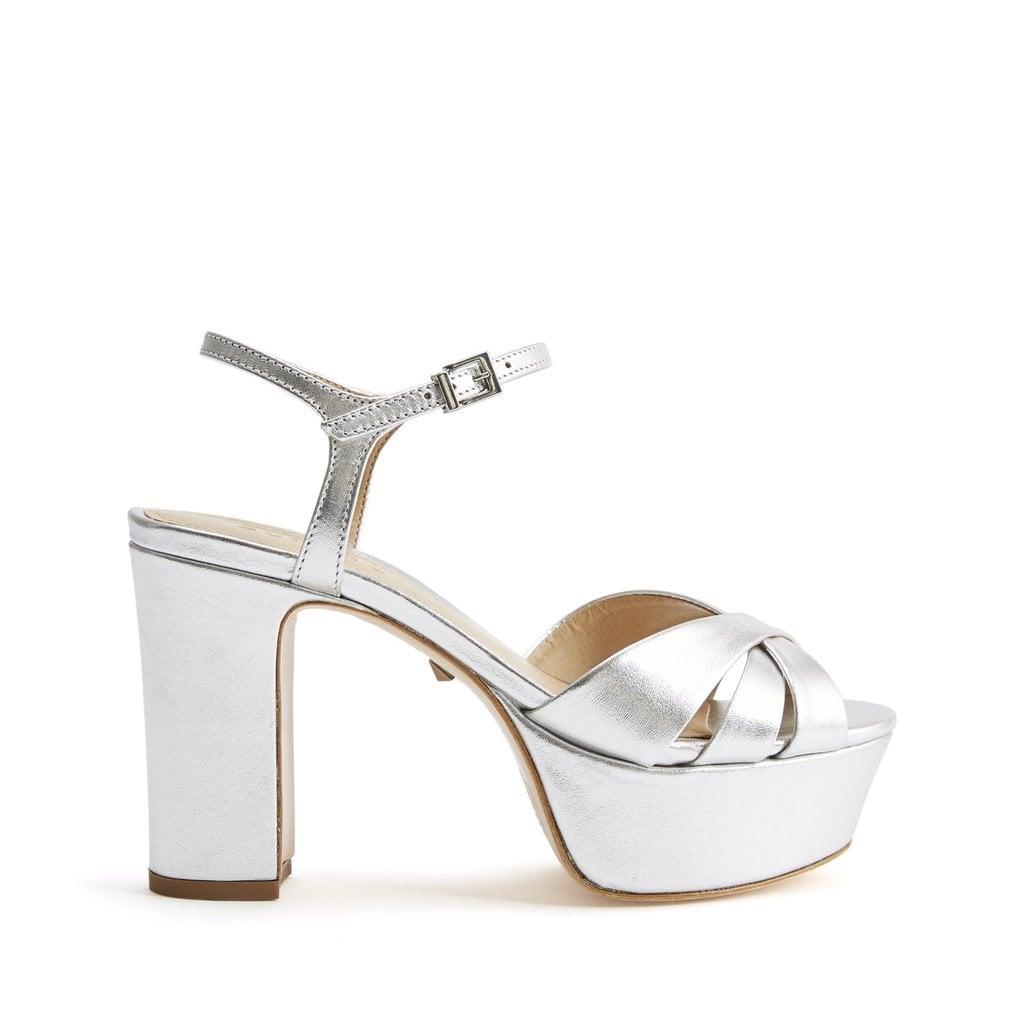 A Platform Sandal: Schutz Keefa Sandal