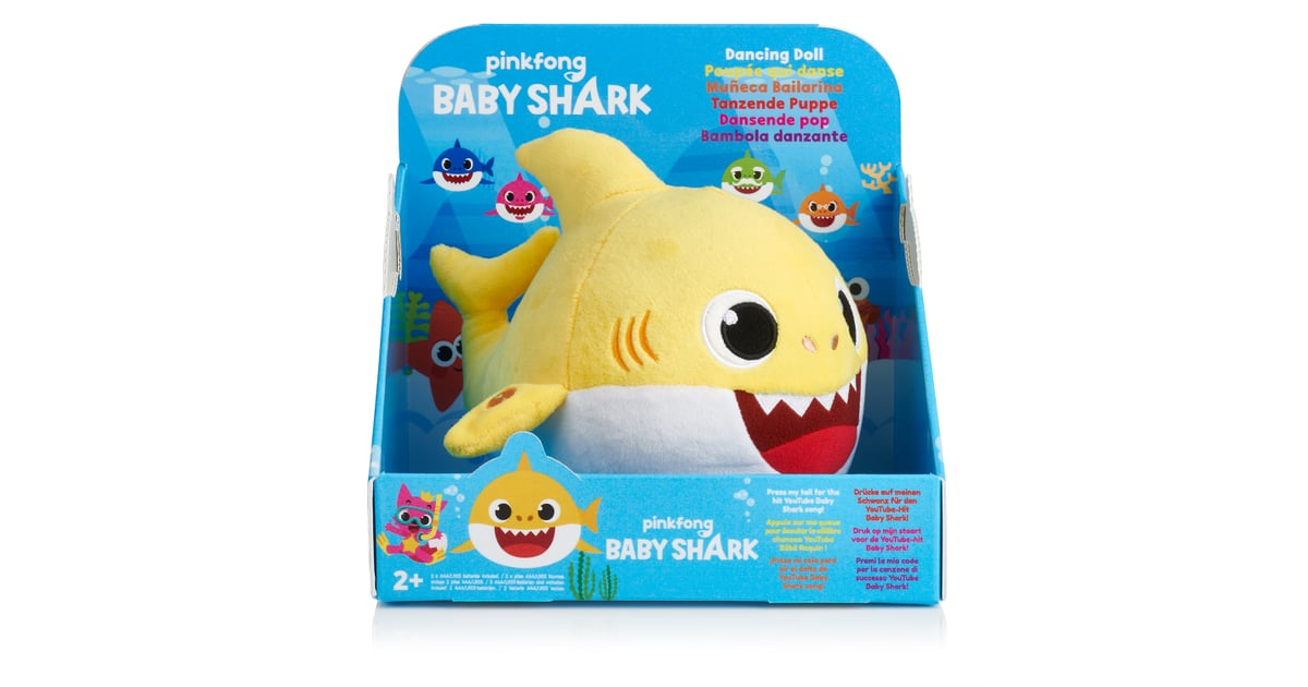 Pinkfong Baby Shark Official Dancing Doll   Best Toys For ...