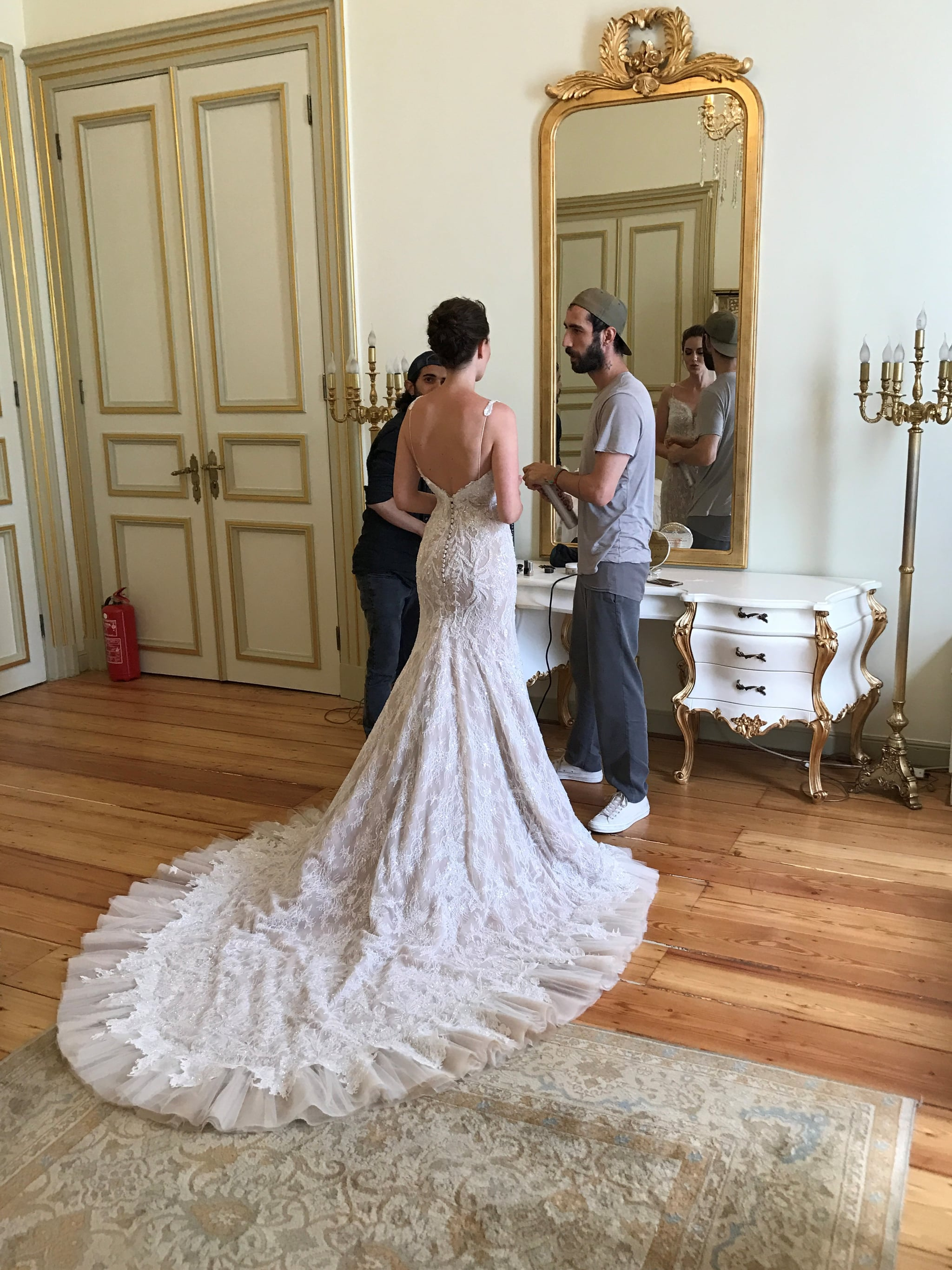 Burak Ozcivit and Fahriye Evcen Istanbul Wedding Pictures ...