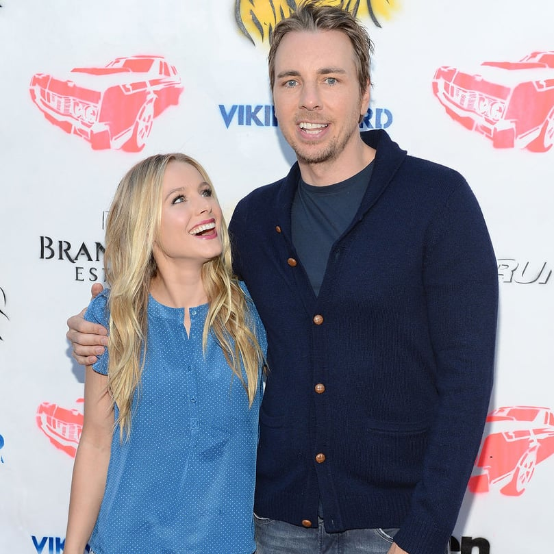 Kristen Bell and Dax Shepard Hit and Run Pictures