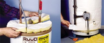 How-To: Insulate Your Water Heater