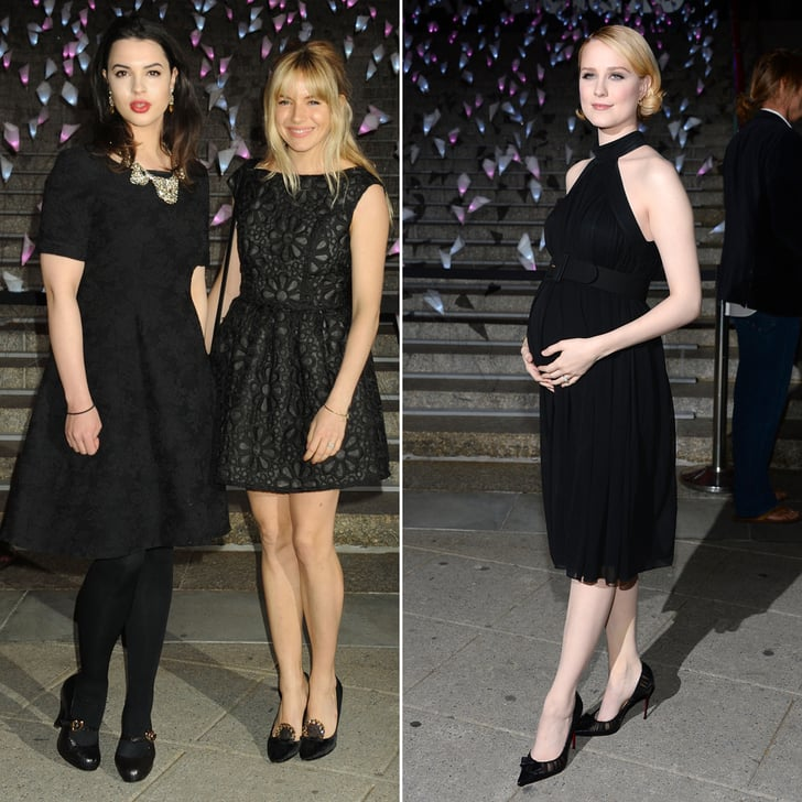 Sienna Bonds With Her Future Sister-in-Law at Vanity Fair Fete