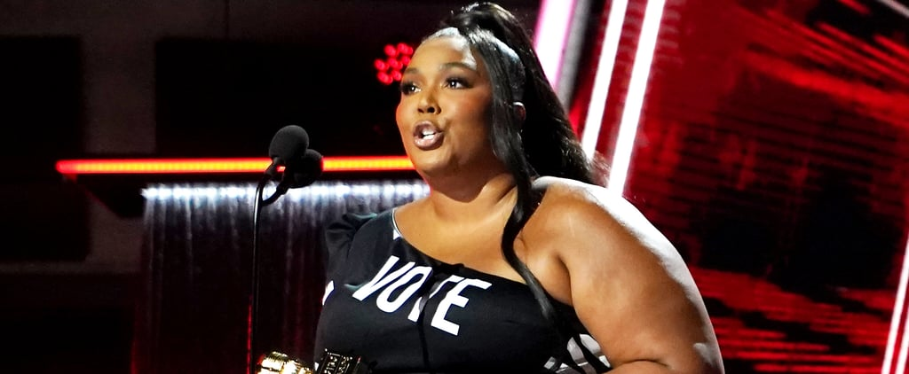 Lizzo Wears Christian Siriano's VOTE Dress