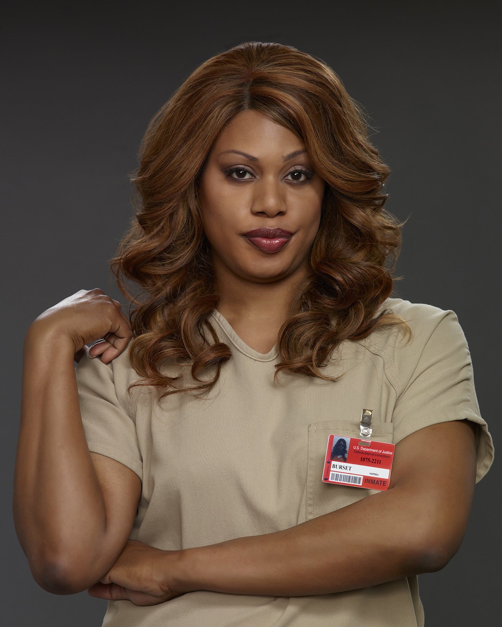 Laverne Cox as Sophia Burset | The Cast of Orange Is the New Black Looks Way Different in Other Roles | POPSUGAR Entertainment Photo 22