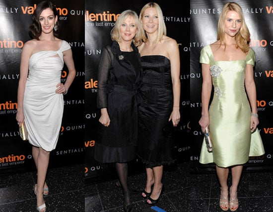 Gwyneth Valentino Event