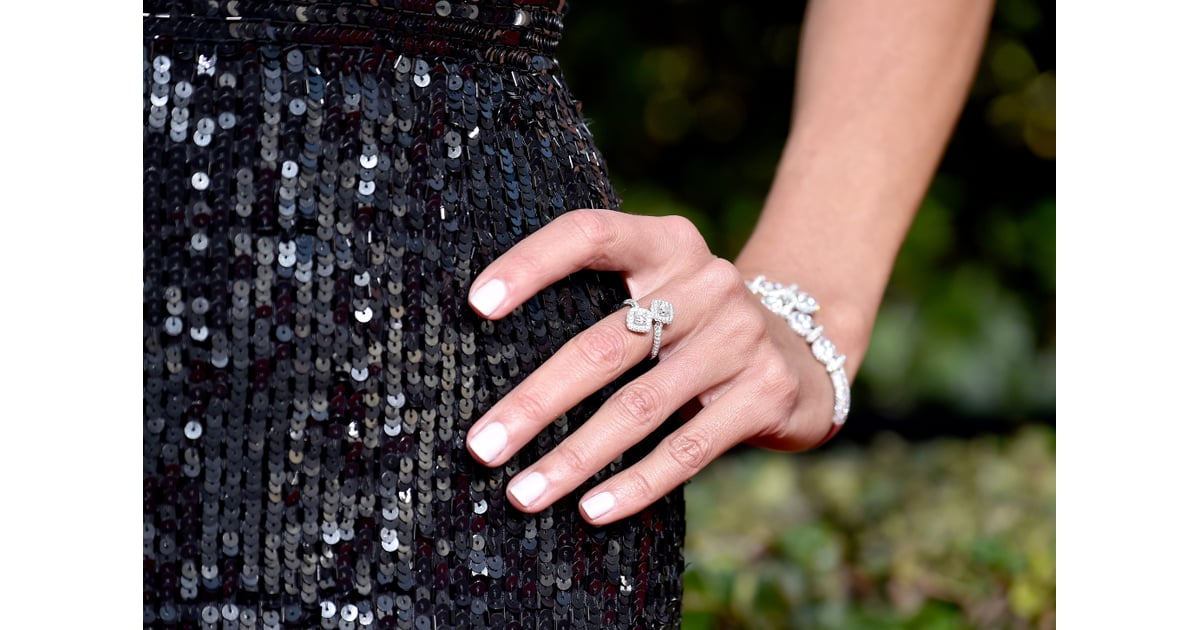 giuliana rancic golden globe awards celebrity nails from award show red carpets 2018 popsugar beauty photo 4 - Giuliana Rancic Wedding Ring