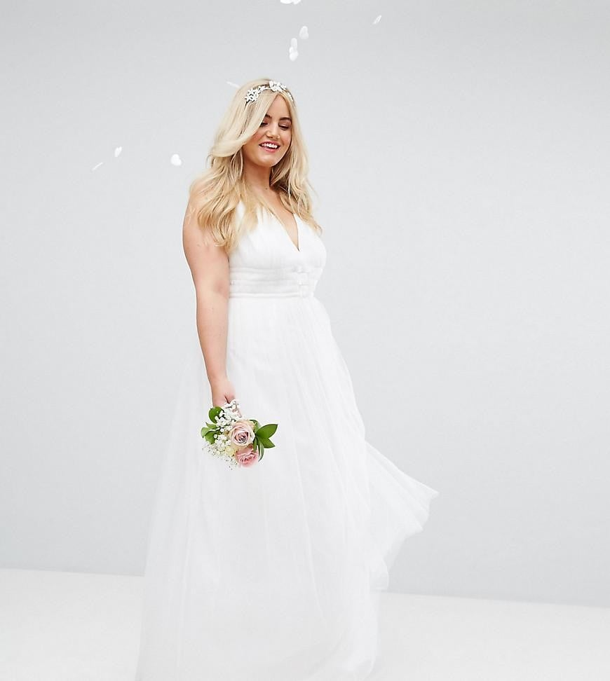 Plus size wedding dresses popsugar fashion plus size wedding dresses junglespirit Choice Image