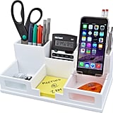 Victor Desk Organiser With Smart Phone Holder