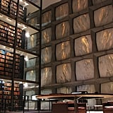 The Beinecke Rare Book & Manuscript Library, CT