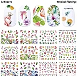 Colorful Tropical Decals