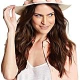 BCBGMAXAZRIA Pom-Pom Hat