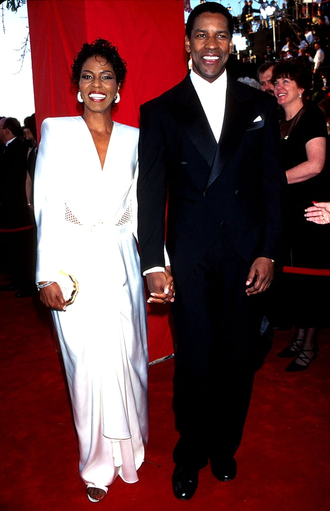 Denzel Washington at the 67th Annual Academy Awards in 1995