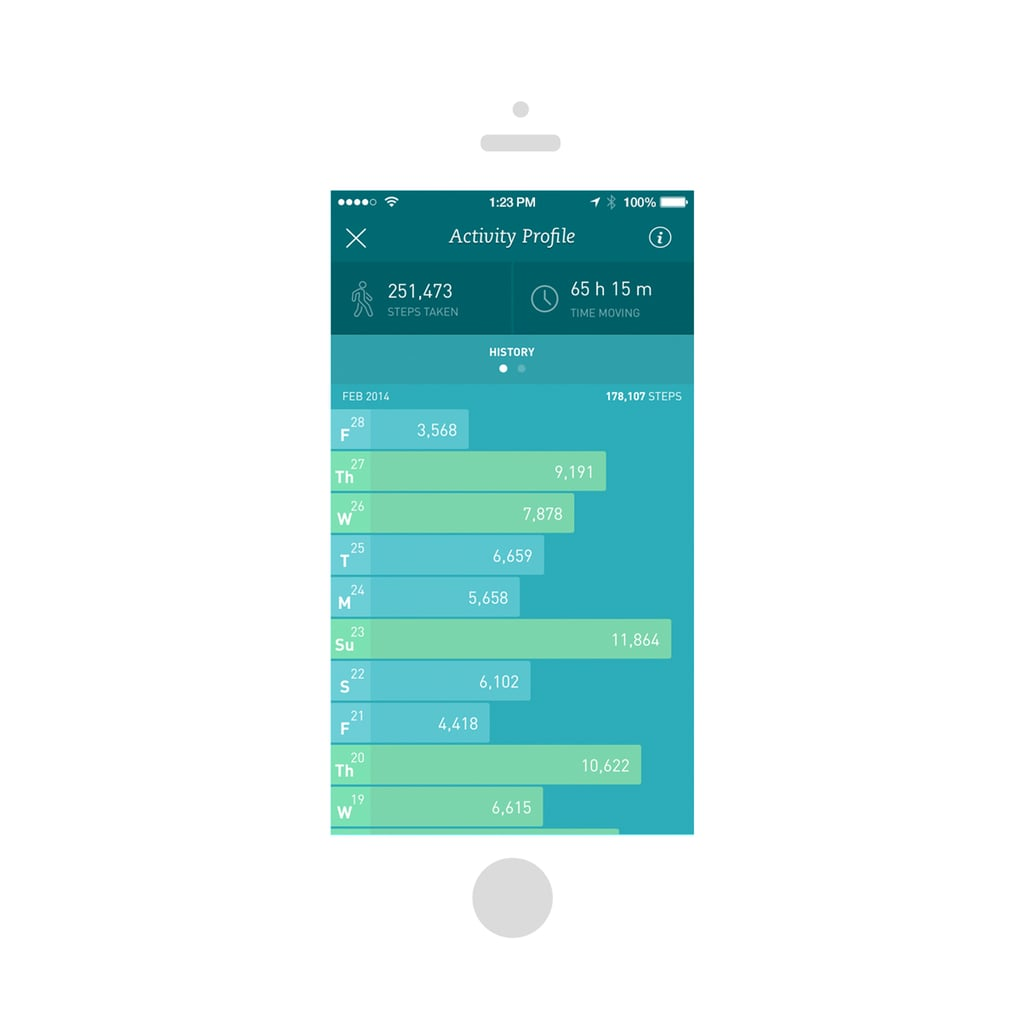Breeze Activity Tracking App