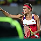 When Mónica Puig shocked the tennis world and won the first gold medal for Puerto Rico.