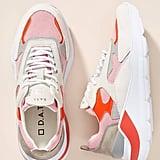 D.A.T.E. Platform Dad Sneakers