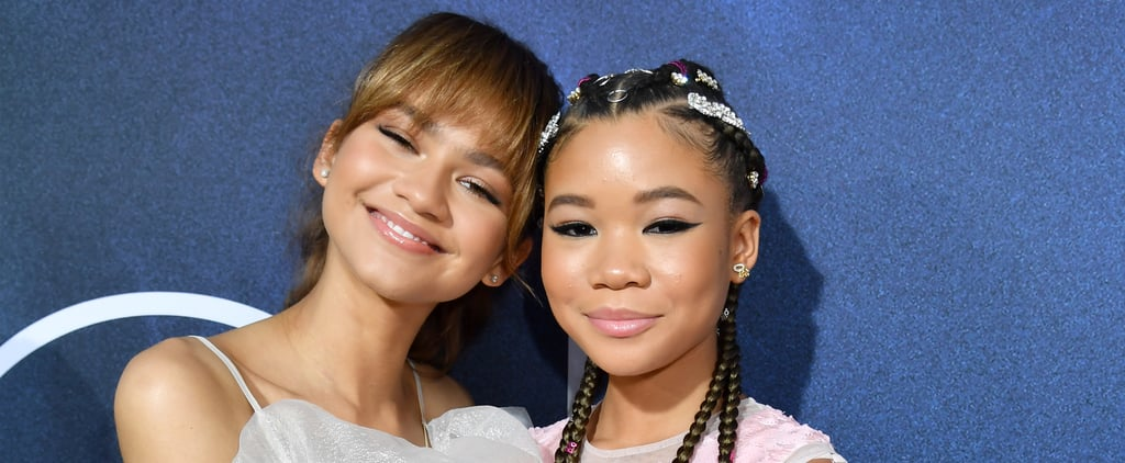 Zendaya and Storm Reid Cute Pictures