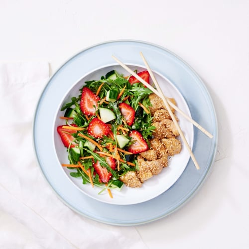 Lunch: Asian Chicken Salad
