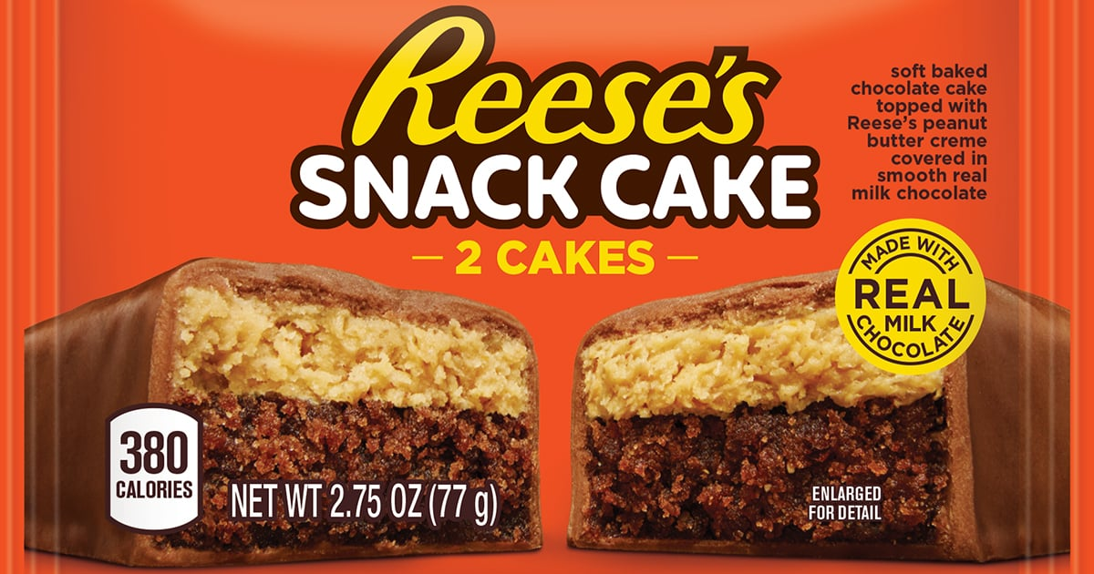 Reese's New Snack Cakes Are About to Make Mornings a Lot More Exciting