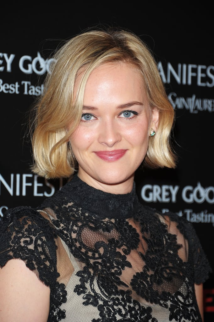 Jess Weixler was in attendance for the Lawless screening in NYC.