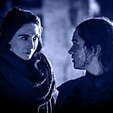 So, MVP of the Week Goes to . . . Melisandre and Arya!