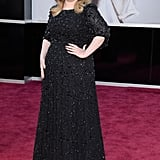 Adele in Jenny Packham on the Red Carpet