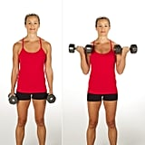 Superset 3, Exercise 1: Biceps Curl