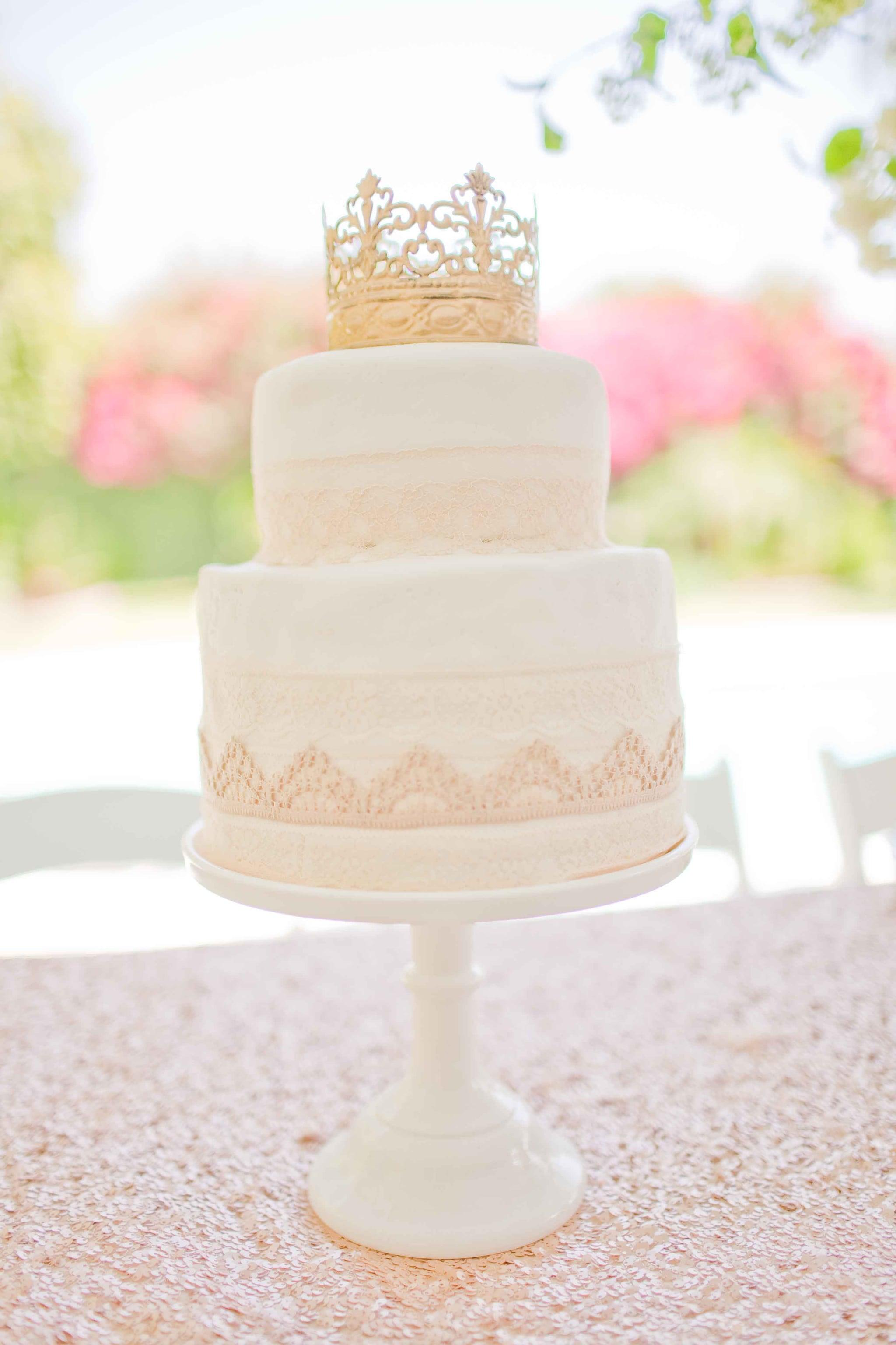 A Royal Cake