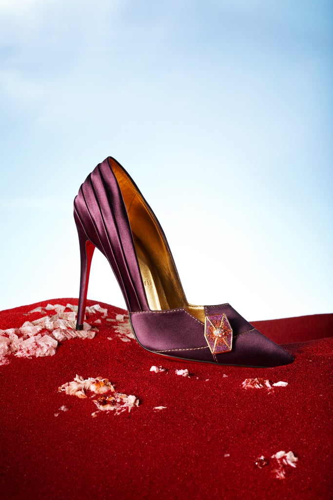 Amilyn Holdo-Inspired Christian Louboutin Shoes ...