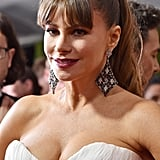 Sofia Vergara at the Emmy Awards