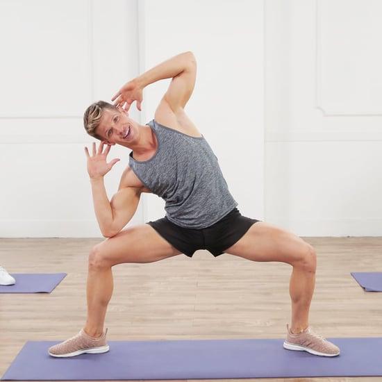 Live Workouts on POPSUGAR Fitness's Instagram, Week of 31/5