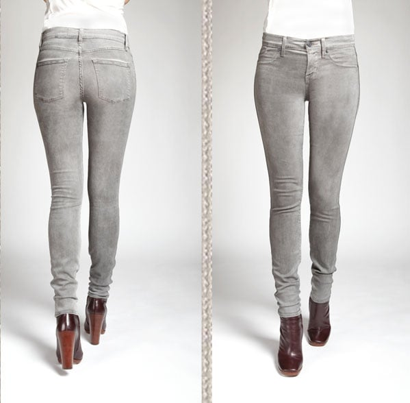 Stick Jean in Bowery Grey, $188