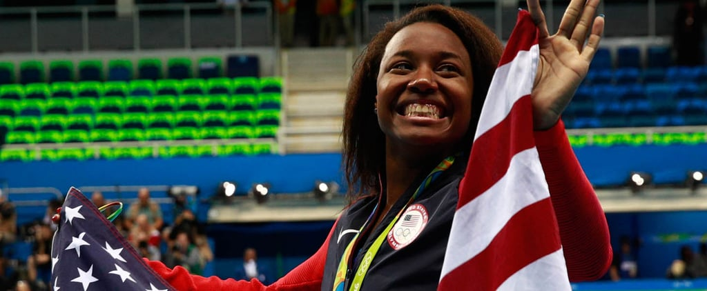 Simone Manuel's Historic Win at Rio Olympics 2016 | Video