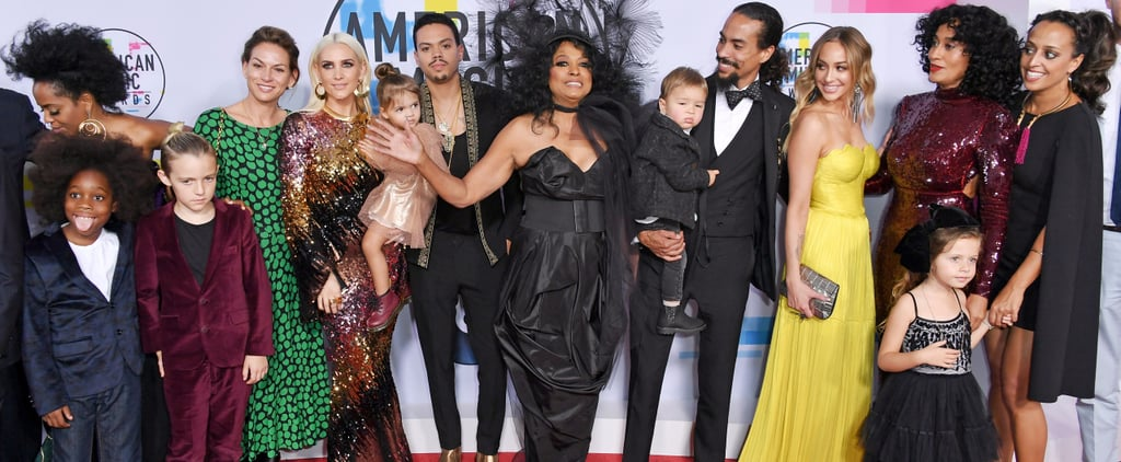 Diana Ross at the American Music Awards